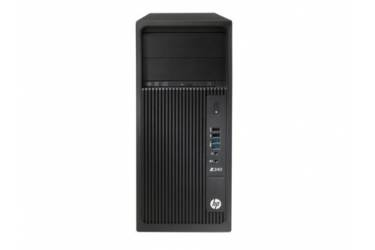 ПК HP Z240 MT Xeon E3-1245v5 (3.5)/8Gb/1Tb 7.2k/HDGP530/DVDRW/Windows 10 Professional 64/GbitEth/400W/клавиатура/мышь/черный