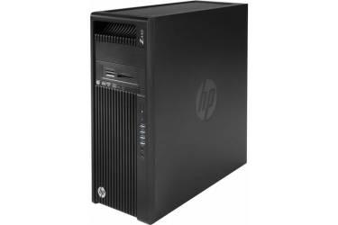 ПК HP Z440 Xeon E5-1603v4 (2.8)/8Gb/1Tb 7.2k/DVDRW/CR/Windows 10 Professional +W7Pro/GbitEth/700W/клавиатура/мышь/черный