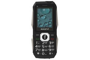 Мобильный телефон Maxvi T5 black