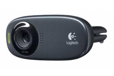 cam Logitech HD Webcam C310
