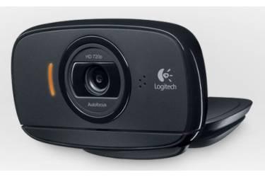 Камера Web Logitech HD Webcam C525 черный 1.3Mpix USB2.0 с микрофоном