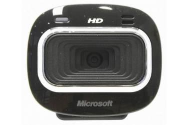 Камера Web Microsoft LifeCam HD-3000 for Business черный (1280x800) USB2.0 с микрофоном