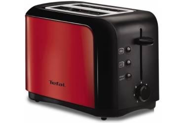 Тостер Tefal TT356E30 850Вт красный/черный