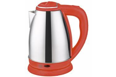 Чайник электрический IRIT IR-1346 металл/пластик красный 1,7л 1500Вт