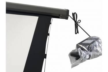 Экран Cactus 149x265см Professional Tension Motoscreen CS-PSPMT-149x265 16:9 настенно-потолочный рулонный черный (моторизованный привод)