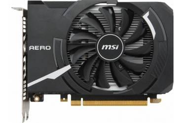 Видеокарта MSI PCI-E GTX 1050 TI AERO ITX 4G OC nVidia GeForce GTX 1050TI 4096Mb 128bit GDDR5 1341/7008 DVIx1/HDMIx1/DPx1/HDCP Ret