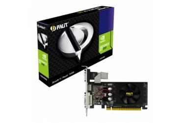 Видеокарта Palit PCI-E PA-GT610-1GD3 nVidia GeForce GT 610 1024Mb 64bit DDR3 810/1070 DVIx1/HDMIx1/CRTx1/HDCP oem
