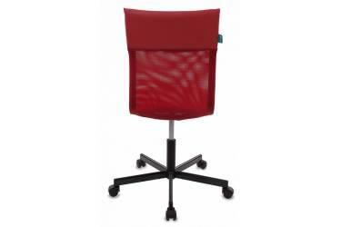 Кресло Бюрократ CH-1399/RED спинка сетка красный сиденье красный искусственная кожа крестовина металл