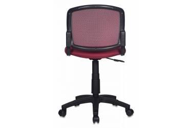 Кресло Бюрократ CH-296/DC/15-11 спинка сетка темно-бордовый сиденье бордовый 15-11
