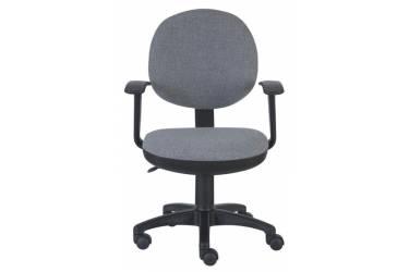 Кресло Бюрократ CH-356AXSN темно-серый 10-128