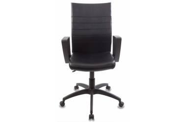 Кресло Бюрократ CH-400/BLACK черный искусственная кожа