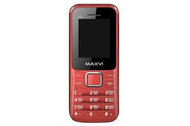 Мобильный телефон Maxvi C3 marengo (без зарядного устройства)