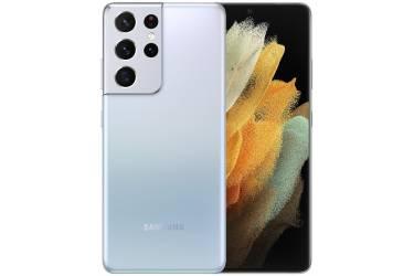 Смартфон Samsung SM-G998 Galaxy S21 Ultra 256Gb 12Gb Silver