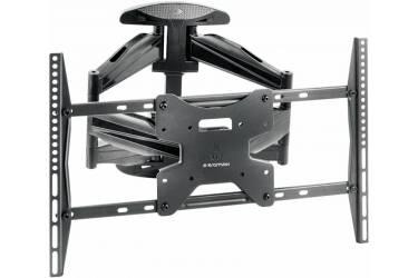 """Кронштейн для телевизора Kromax ATLANTIS-35 серый 26""""-65"""" макс.60кг настенный поворот и наклон"""