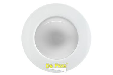 Светильник точечный_DE FRAN_ FT9238-50 E14 220В белый