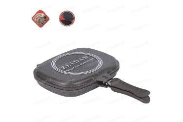 Сковорода-гриль двойная ZEIDAN Z-90176 32х7.5 см
