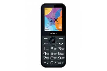 Мобильный телефон teXet TM-B330 антрацит