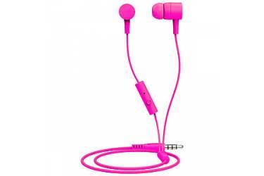 Наушники Maxell Spectrum стерео гарнитура розовые 303620