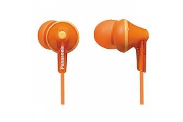 Наушники Panasonic RP-HJE 125 E-D вкладыши канальные, оранжевые
