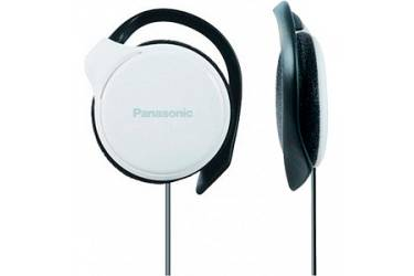 Наушники Panasonic RP-HS 46 E-W, клипсы, белые