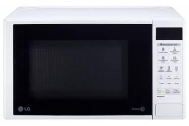 Микроволновая печь Lg MS 20R42D белый 20л 700Вт кнопка электронная