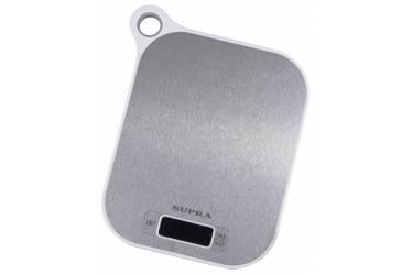 Весы кухонные электронные Supra BSS-4077 макс.вес:5кг нерж сталь