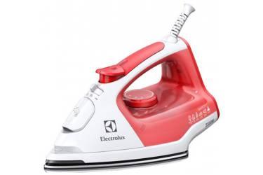 Утюг ELECTROLUX EDB 5210 бело-красный 2200Вт керамика автоотключение