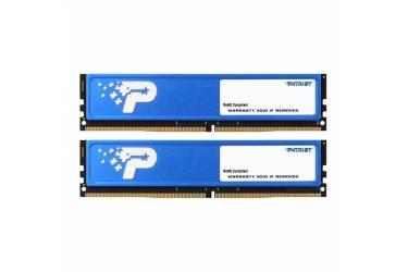 Память DDR4 2x4Gb 2400MHz Patriot PSD48G2400KH RTL PC4-19200 CL17 DIMM 288-pin 1.2В