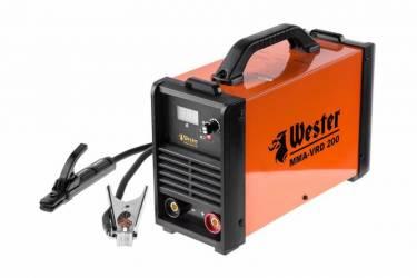 Сварочный аппарат Wester MMA-VRD 200 инвертор ММА 8.8кВт