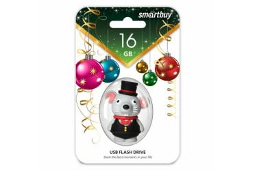 USB флэш-накопитель 16GB SmartBuy Wild series Мышка USB2.0