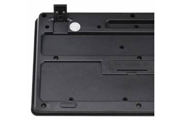 Клавиатура + мышь Oklick 270M клав:черный мышь:черный USB беспроводная