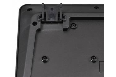 Клавиатура + мышь Oklick 290M клав:черный мышь:черный USB беспроводная Multimedia