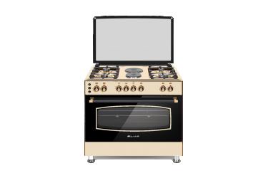 Комбинированная плита Lofratelli OGE 9042 D OW