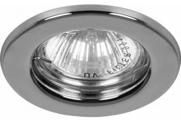 Светильник точечный_FERON_ DL10 (15113) MR16 хром