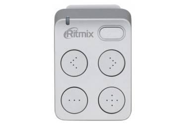Портативный цифровой плеер Ritmix RF-2500 4Gb серебристый