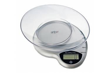 Весы кухонные электронные Sinbo SKS-4511 макс.вес:3кг серебристый