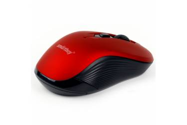 mouse Smartbuy Wireless ONE 200AG красная