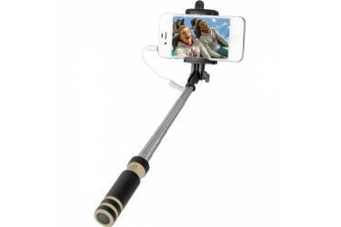 Монопод для селфи Perfeo M3 Selfie Stick/ 14-60 cm/ 3.5 mm audio cable/ Black