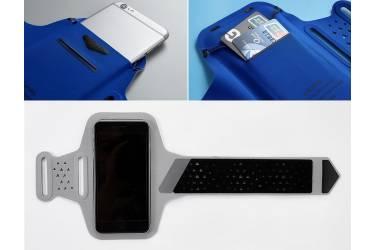 Спортивный чехол на руку Xiaomi Guilford ( 4.7 - 5.2 дюймов), Blue