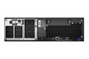 Источник бесперебойного питания APC Smart-UPS SRT SRT5KRMXLI 4500Вт 5000ВА черный