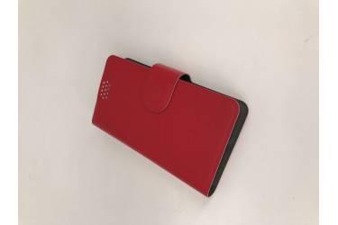 Чехол универсальный Aksberry 4.0''-4.5'' (красный)