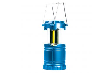 Фонарь SmartBuy кемпинговый складной 3x3Вт COB, синий (SBF-33-B)/120, 3*ААА, 150 лм,  68*95 мм