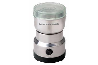 Кофемолка MercuryHaus MC-6830 нерж 280Вт 60гр