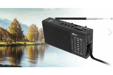 Радиоприемник Ritmix RPR-155 Black