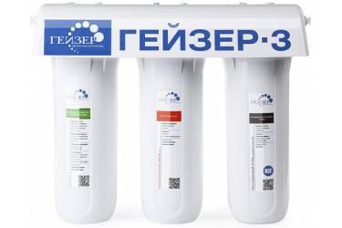 Водоочиститель Гейзер 3ИВЖ Люкс белый