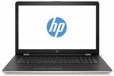 """Ноутбук HP 17-ak033ur 2CP47EA 17.3"""" HD+ /AMD A9-9420/4Gb/ 500Gb/AMD Radeon R5/DVD-RW/ DOS золотистый"""