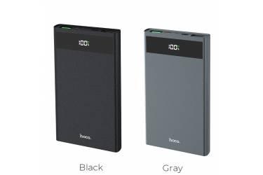 Внешний аккумулятор Hoco J49 Jewel PD+QC3.0 10000 mAh black
