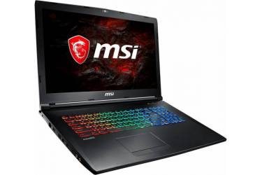 "Ноутбук MSI GP72M 7RDX(Leopard)-1019RU Core i5 7300HQ/8Gb/1Tb/nVidia GeForce GTX 1050 4Gb/17.3""/FHD (1920x1080)/Windows 10/black/WiFi/BT/Cam"