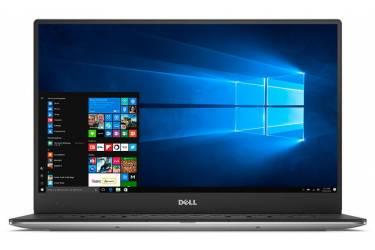 "Ультрабук Dell XPS 13 Core i5 7Y54/8Gb/SSD256Gb/Intel HD Graphics 615/13.3""/Touch/QHD+ (3200x1800)/Windows 10 Professional Single Language 64/silver/WiFi/BT/Cam"