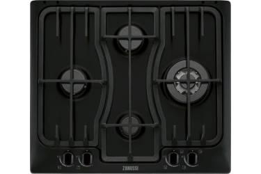 Газовая варочная поверхность Zanussi ZGX566424B черный